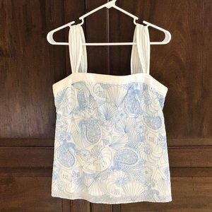 LILY PULITZER Sleeveless Top